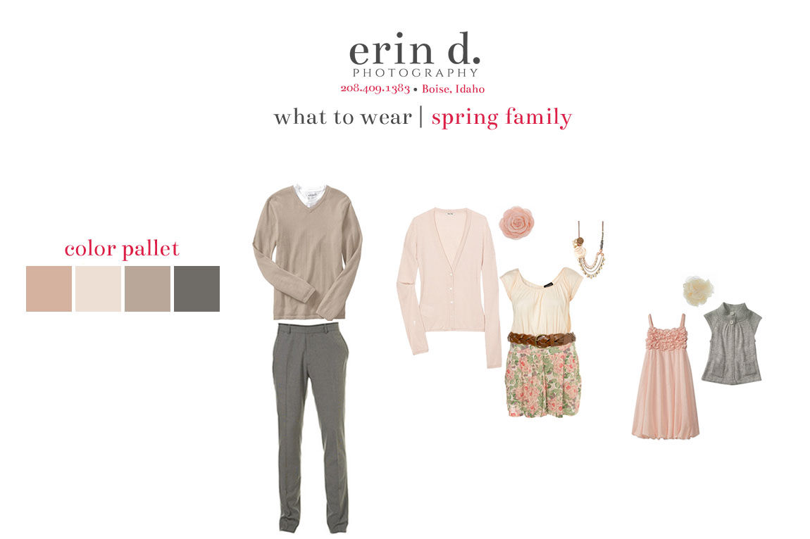 what to wear spring 3 | Erin D. Photography