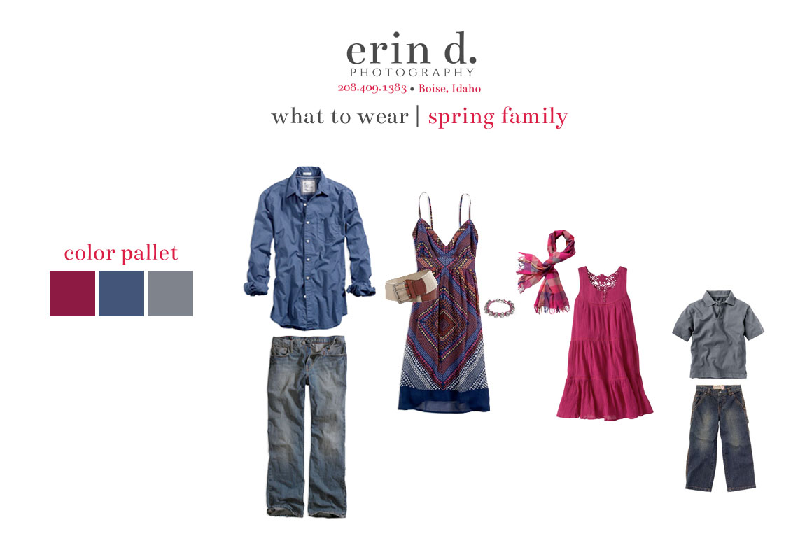 what to wear spring 4 | Erin D. Photography
