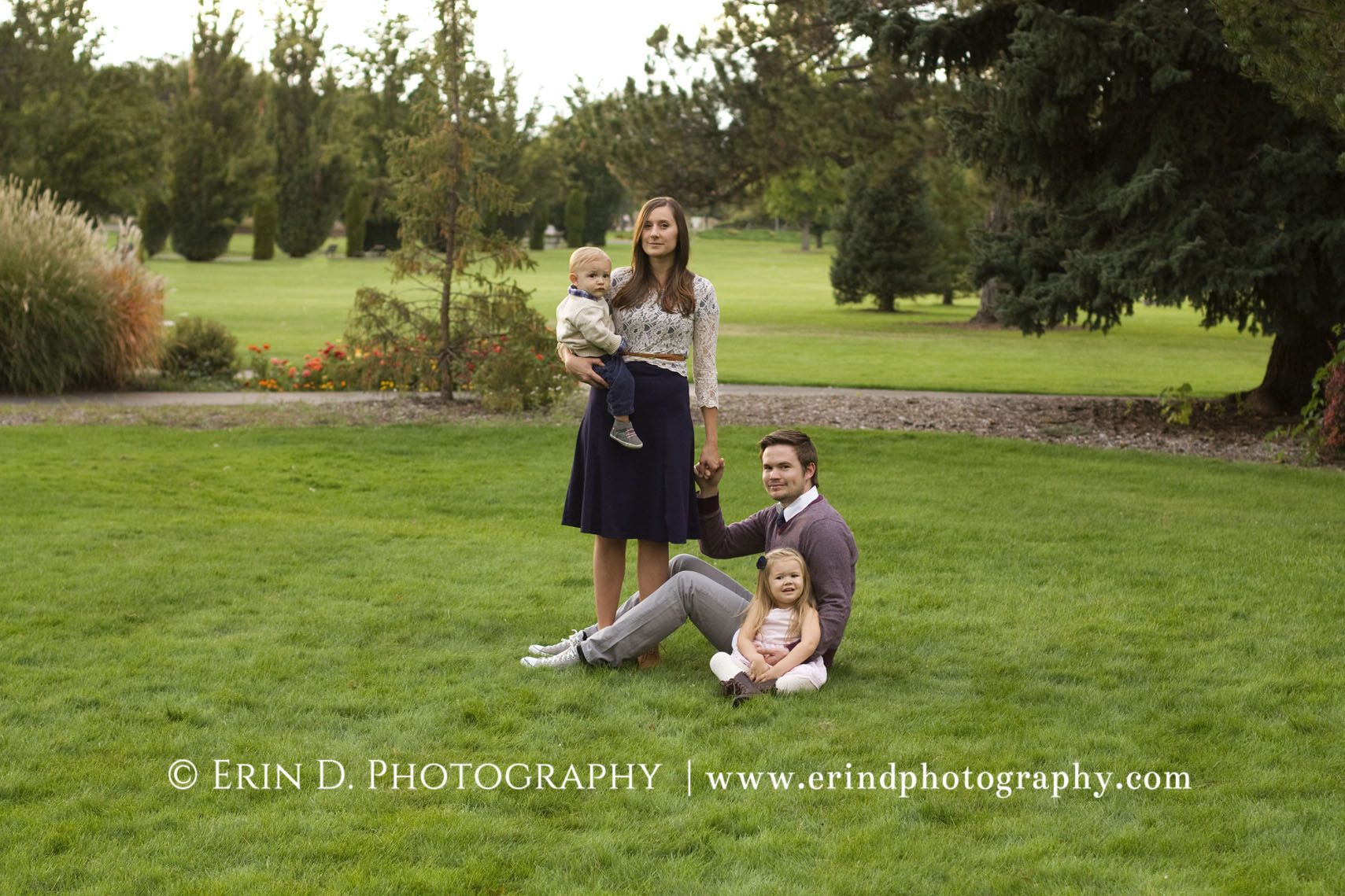 Boise Family Portraits | © Erin D. Photography