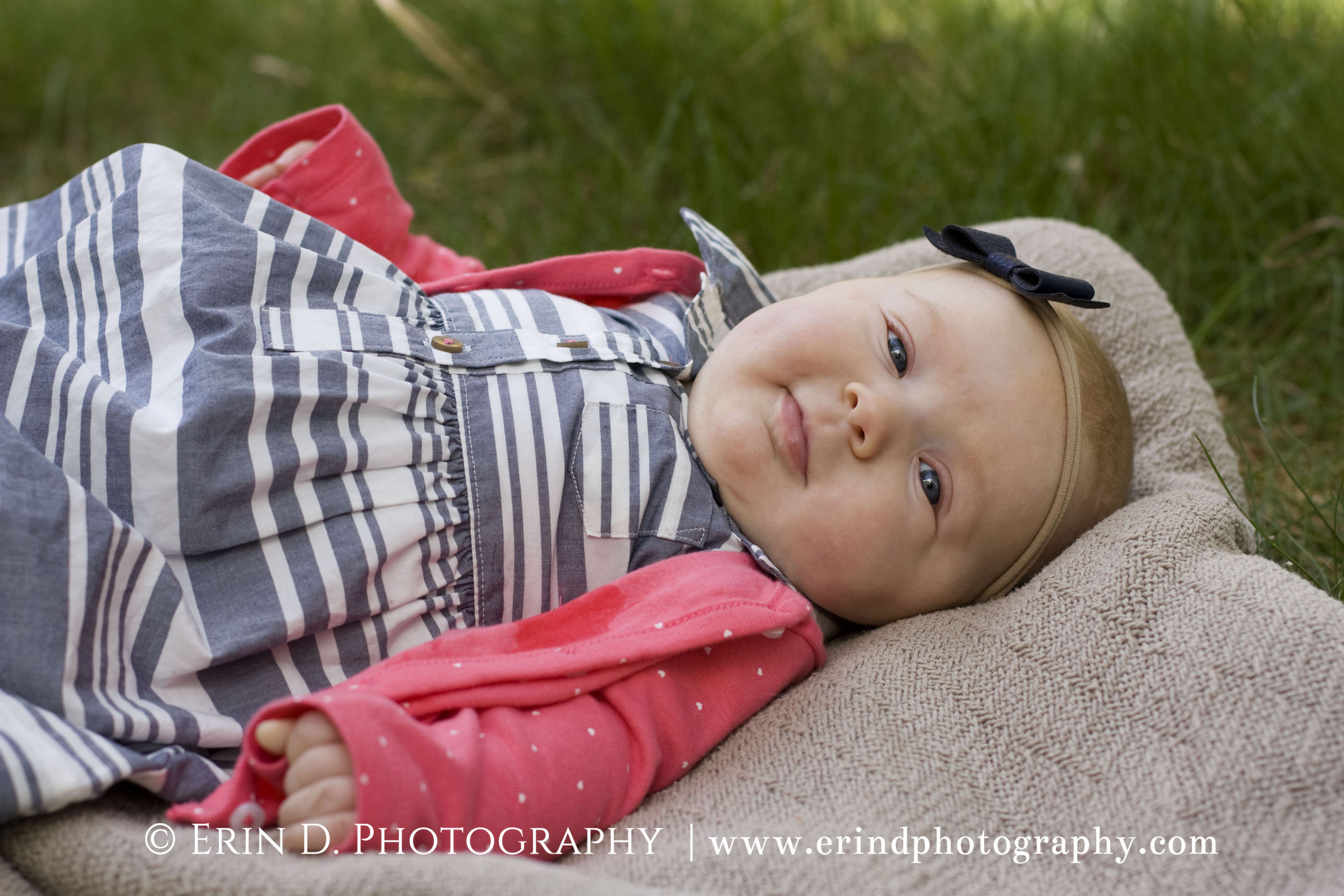 Children's Portraits Boise Idaho | © Erin D. Photography