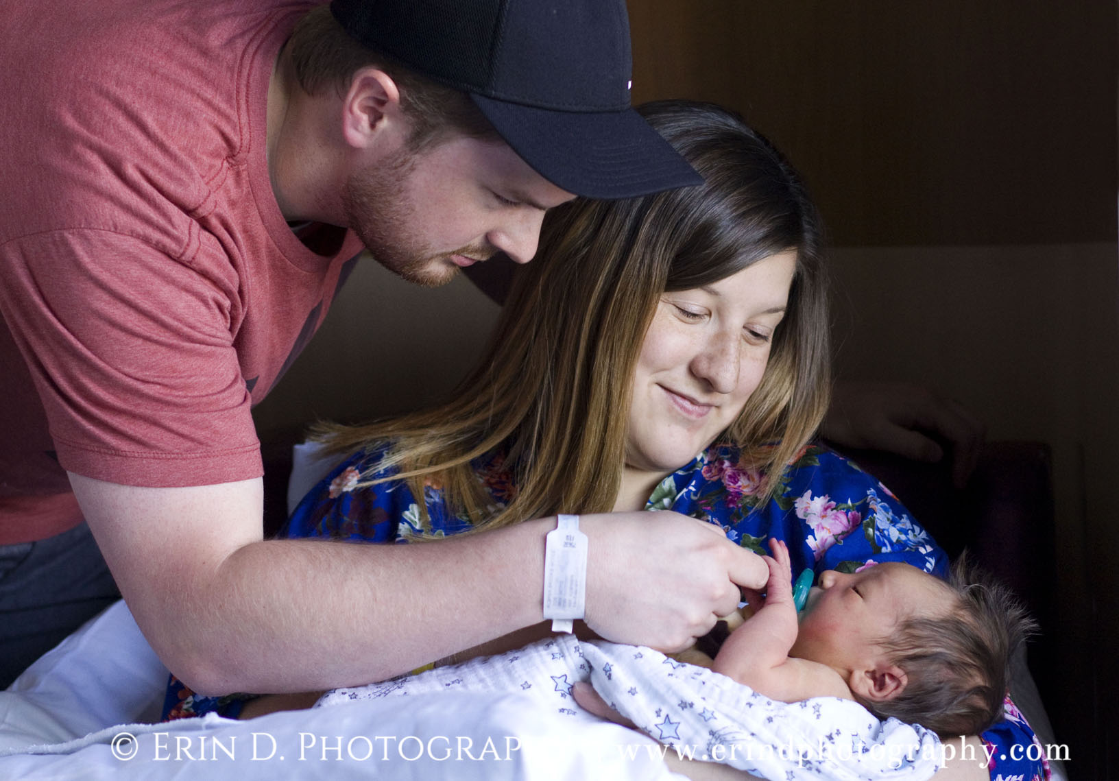 New Family Portraits | © Erin D. Photography