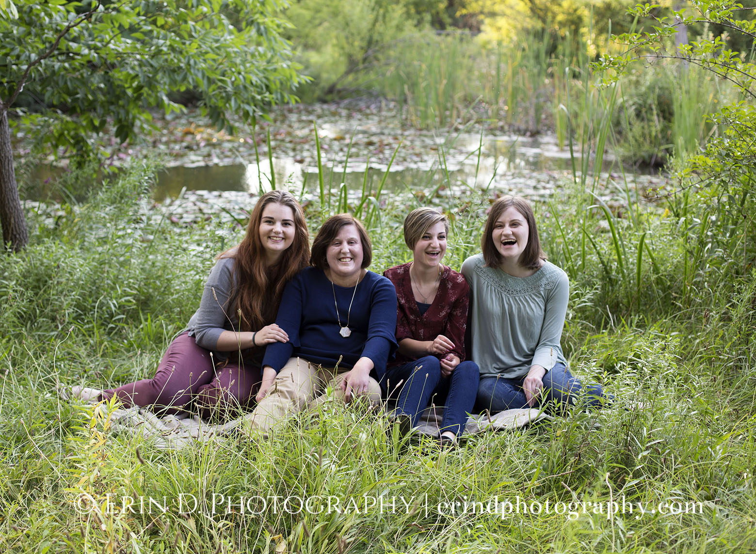 Family Photographer in Boise Idaho | © Erin D. Photography