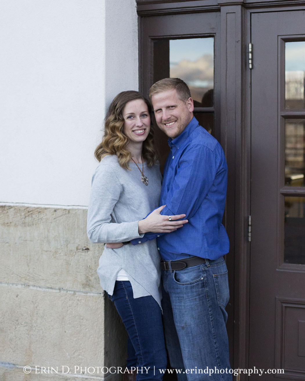 Boise Depot Family Portraits | © Erin D. Photography